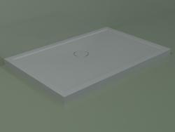 Shower tray Medio (30UM0121, Silver Gray C35, 120x80 cm)