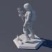 3 डी प्रतिमा मॉडल खरीद - रेंडर