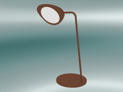 Table lamp Leaf (Copper Brown)