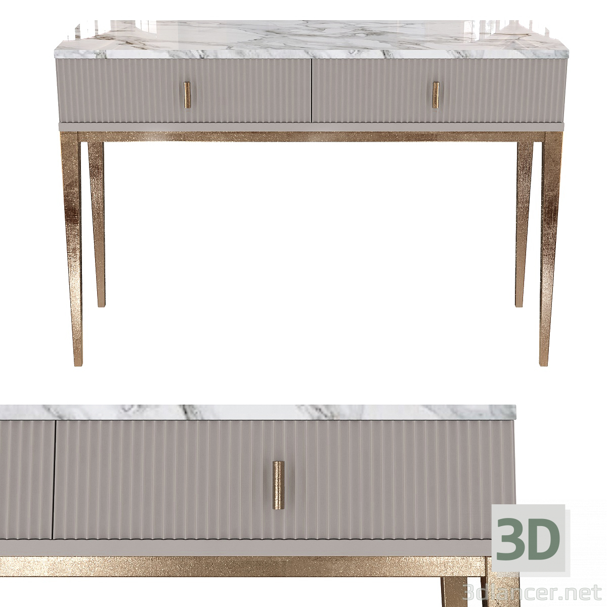 3d Console Catalina Katalina model buy - render