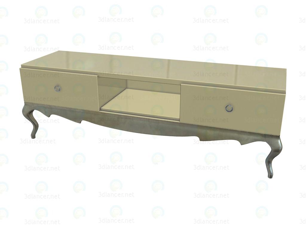 3d model TV cabinet - preview