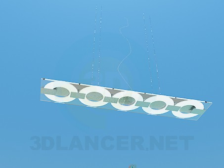 3d model Set lighting - preview