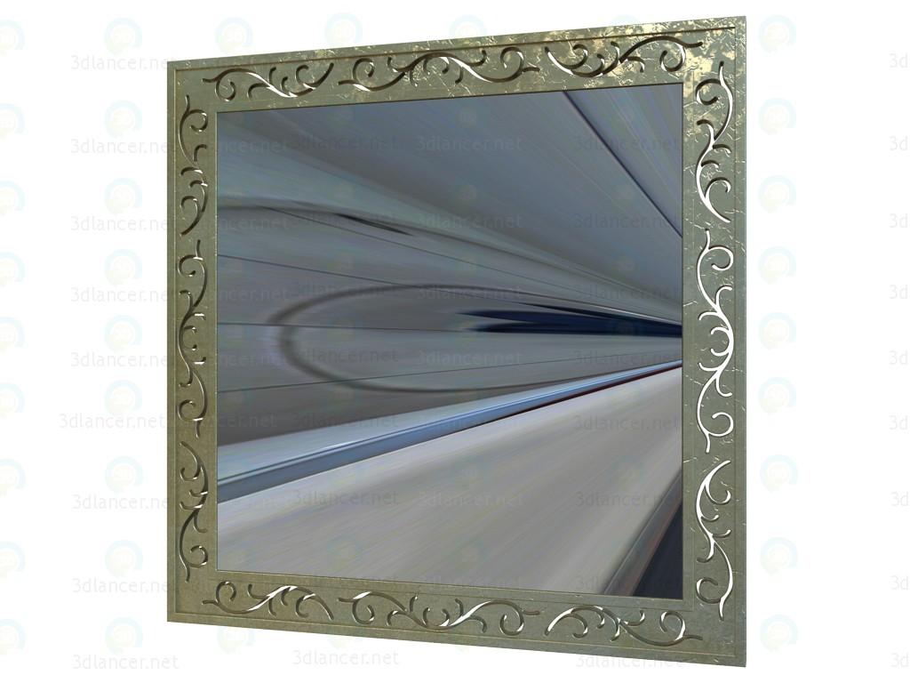 3d model Espejo - vista previa