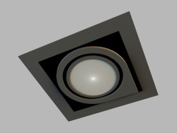 Ceiling recessed lamp 8145