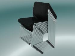 Pile avec chaises