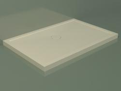 Shower tray Medio (30UM0121, Bone C39, 120x80 cm)