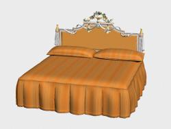 डबल बेड