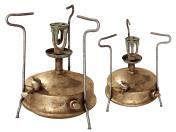 Old copper primus
