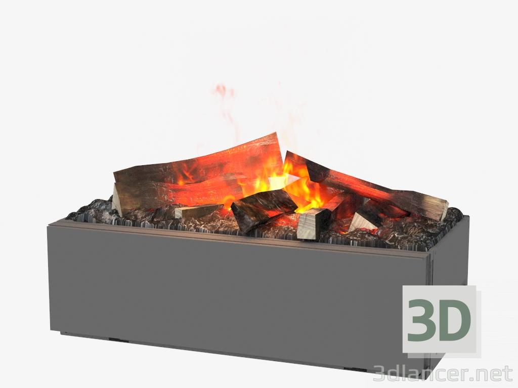 3 डी मॉडल भट्ठी Juneau - पूर्वावलोकन