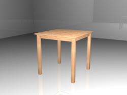 Inga pequena mesa