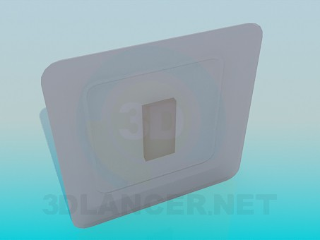 3d model Switch - preview