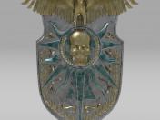 Escudo de fantasía / Fentezi escudo