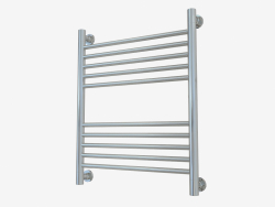 Bohemia heated towel rail + straight (600x500)