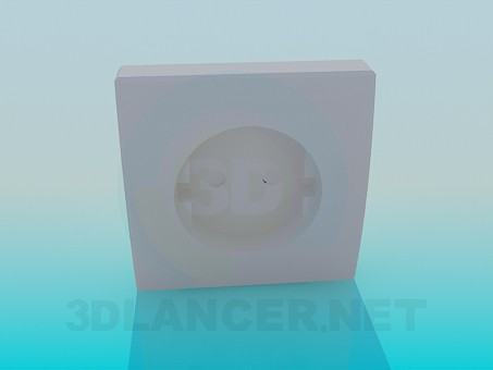 3d model Socket - preview