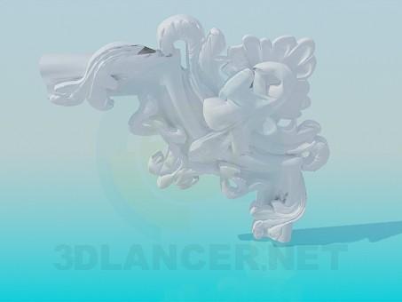 3 डी मॉडलिंग कोने इकाइयों मॉडल नि: शुल्क डाउनलोड