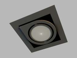 Ceiling recessed lamp 8150