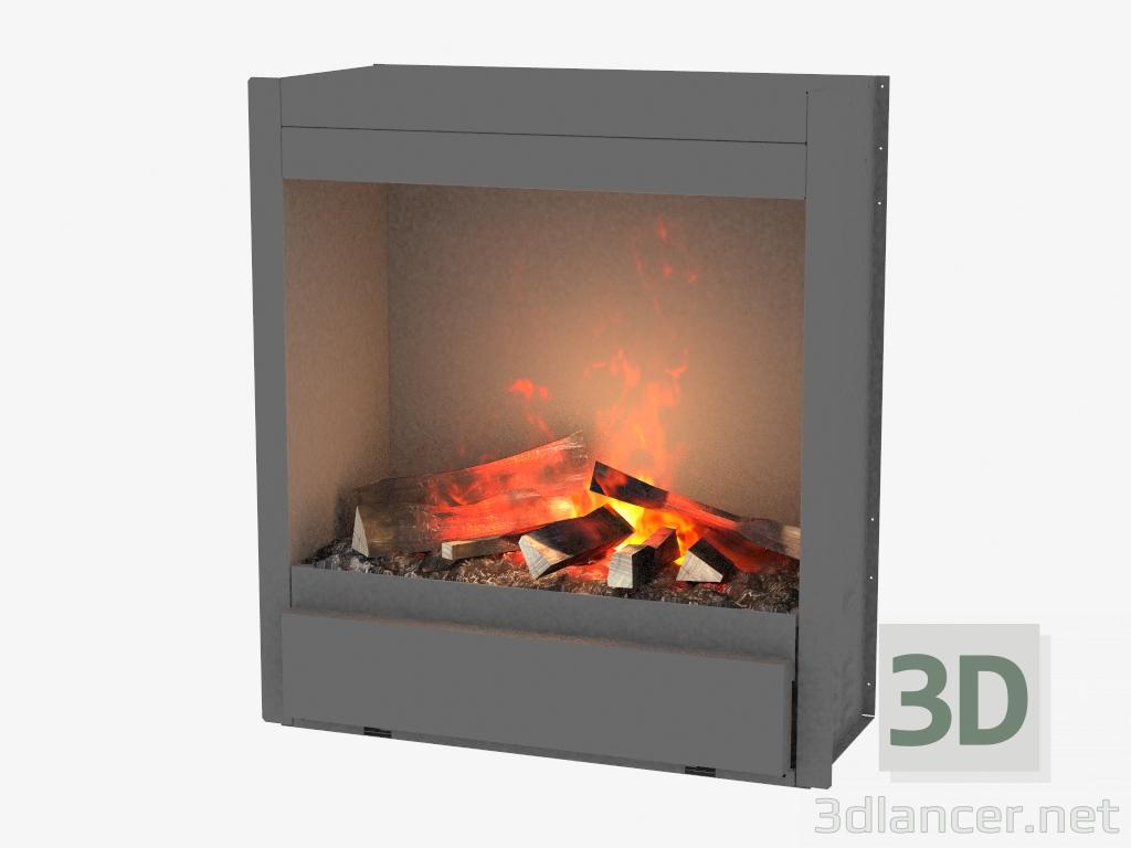 3 डी मॉडल इलेक्ट्रिक भट्ठी अल्बानी - पूर्वावलोकन
