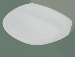 Lavabo da bagno Estetic 410360 (410360S0, 60 cm)