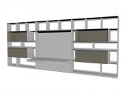 Мебельная система (стеллаж) FC0909