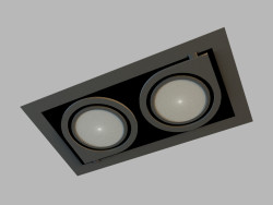 Ceiling recessed lamp 8151
