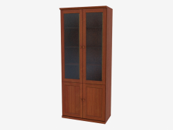 Bookcase with glazing (4821-14)