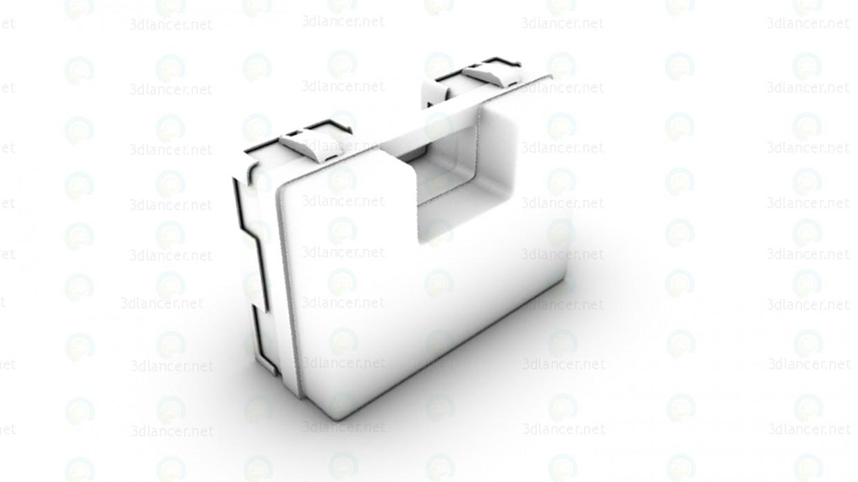 3d модель Медицинский комплект – превью