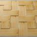 3d model Wooden mosaic_2 - preview