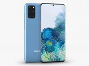 Samsung Galaxy S20 Cloud blue