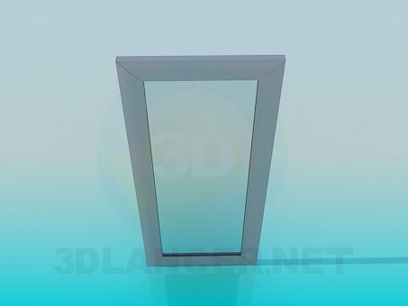 3d модель Частина вікна – превью