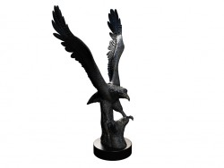 Decorative figure Mosaik Eagle
