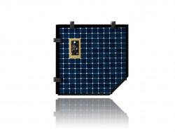 batteria navicella solare