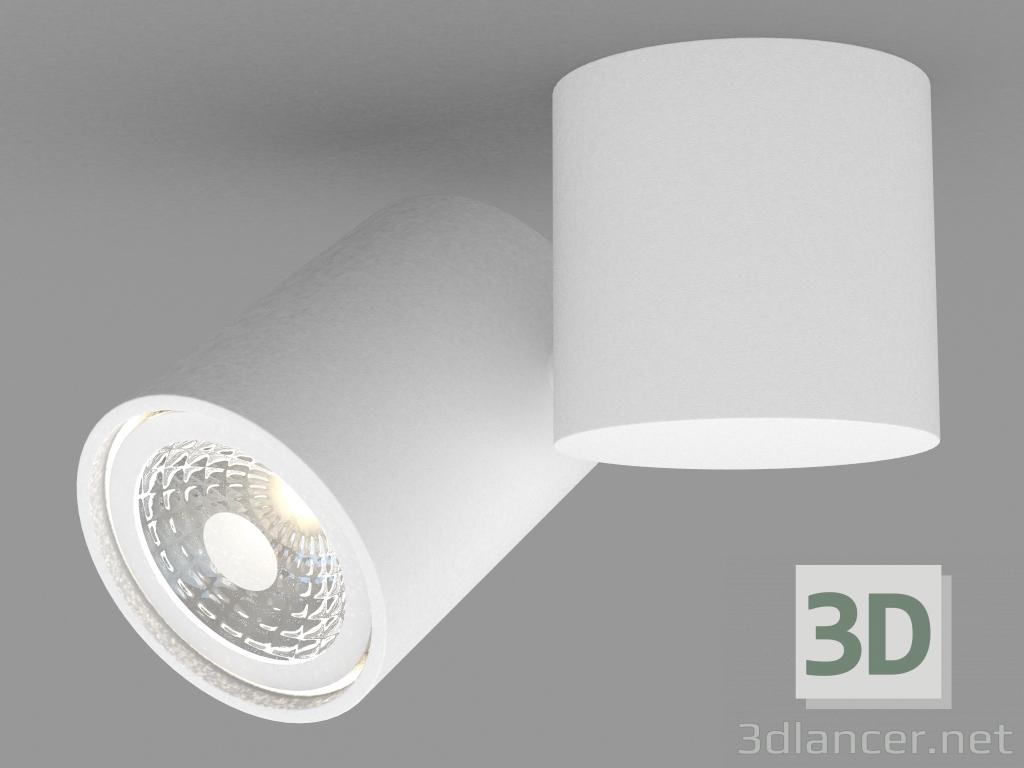 Lampe Surfacea1594 ral9003donolux Max Modèle Led White De 3d QorCxedWB