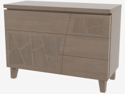 Chest of drawers CODMON