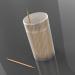 Palillo de dientes de doble punta 3D 3D modelo Compro - render