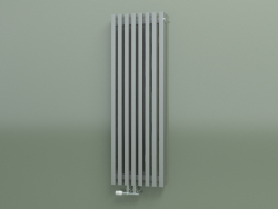 Vertical radiator RETTA (8 sections 1200 mm 60x30, technolac)