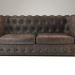 3d Chester sofa model buy - render