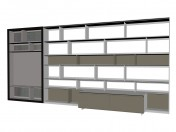 Мебельная система (стеллаж) FC0914