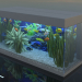 3d model Rio 180 Aquarium - preview