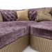 3d Sofa DRUM ESSEPI model buy - render