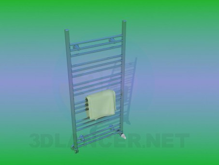 3d modeling Radiator model free download