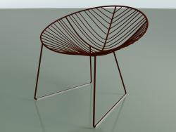 आउटडोर लाउंज कुर्सी 1803 (एक स्लेज, V34 पर)