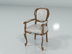 Chair with armrests (art. 13509)