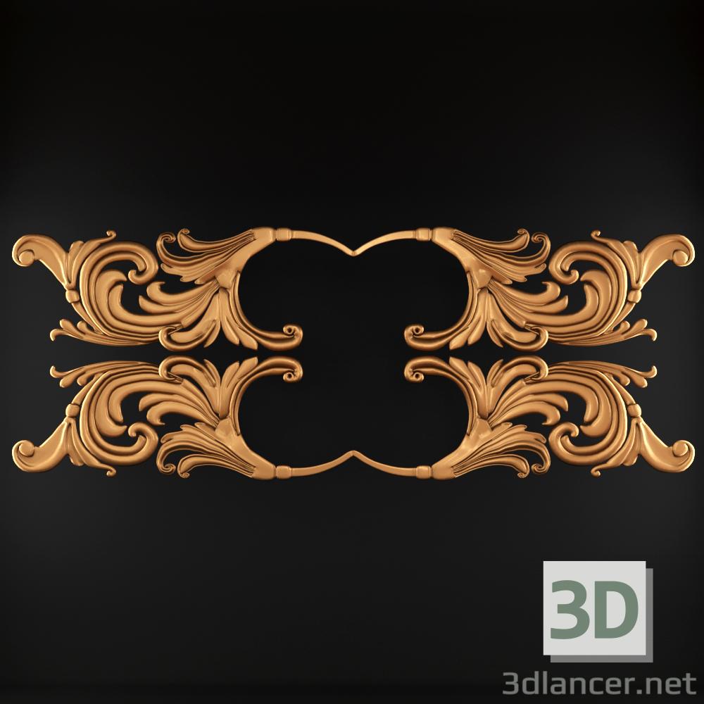 3D modeli tablo - önizleme