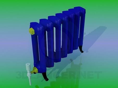 descarga gratuita de 3D modelado modelo Radiador
