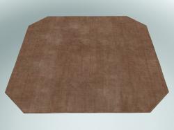 Carpet The Moor (AP8, 300x300cm, Red Heather)