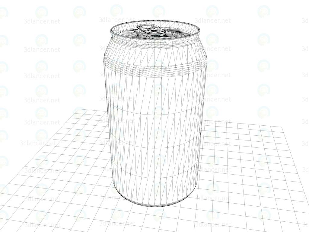 3d Soda Sprite - Содовая спрайт модель купить - ракурс