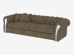 Triple sofa Nirvana (260х110х65)