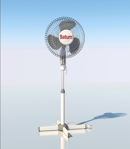 3d model Fan Saturn ST-FN 8269 - preview