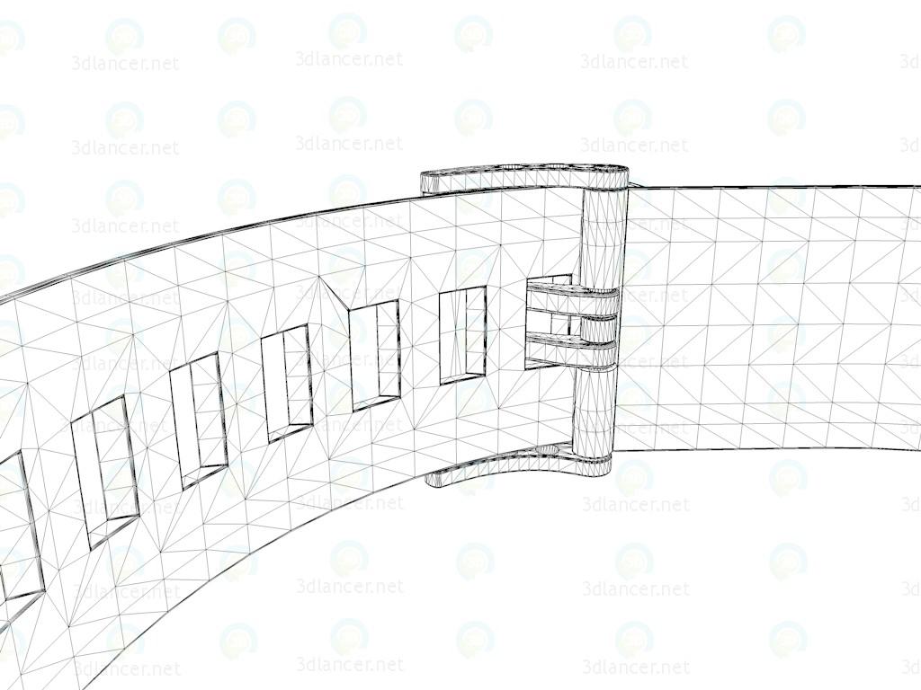 3d Clock - Watches model buy - render