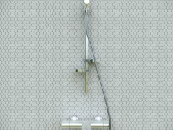 Shower panel, hansgrohe raydance
